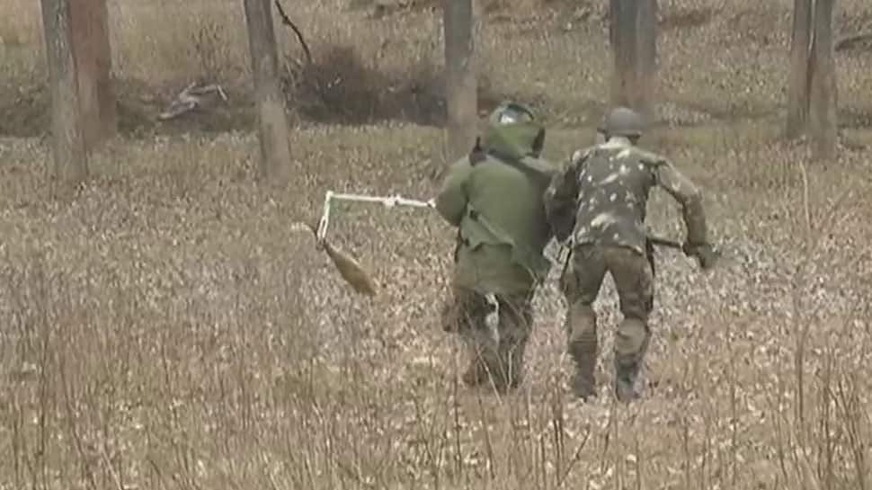 Army launches massive search operation to locate and defuse bombs, IEDs along LoC