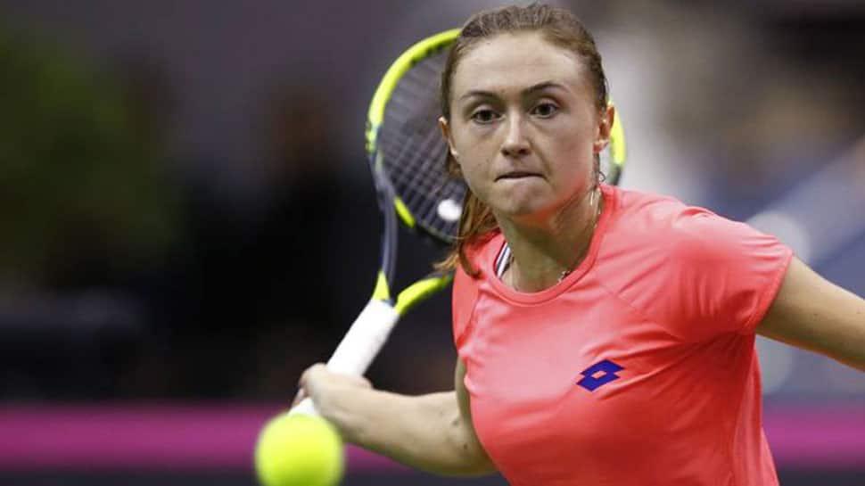 Qualifier Aliaksandra Sasnovich reaches Brisbane International final
