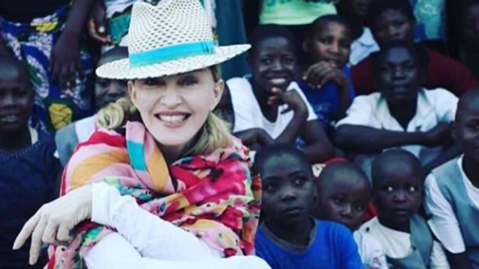 Madonna to build four more schools in Malawi