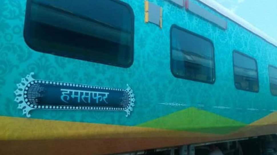 Agartala linked with Bengaluru by Humsafar Express
