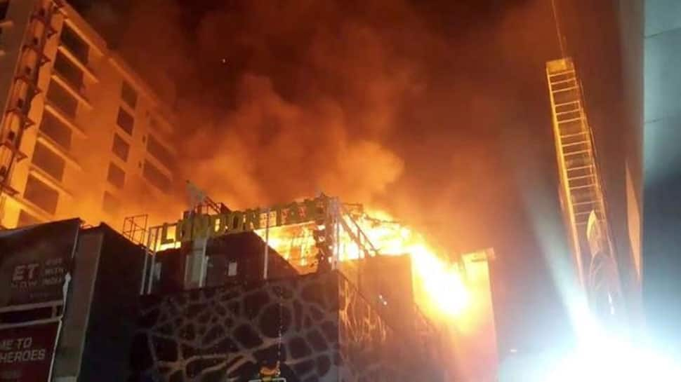Kamala Mills fire: Mumbai Police announce Rs 1 lakh reward for information on accused