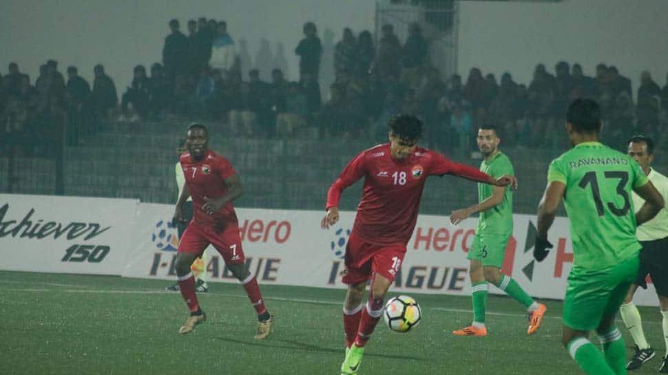 I-League: Shillong Lajong FC, Chennai City FC play goalless draw