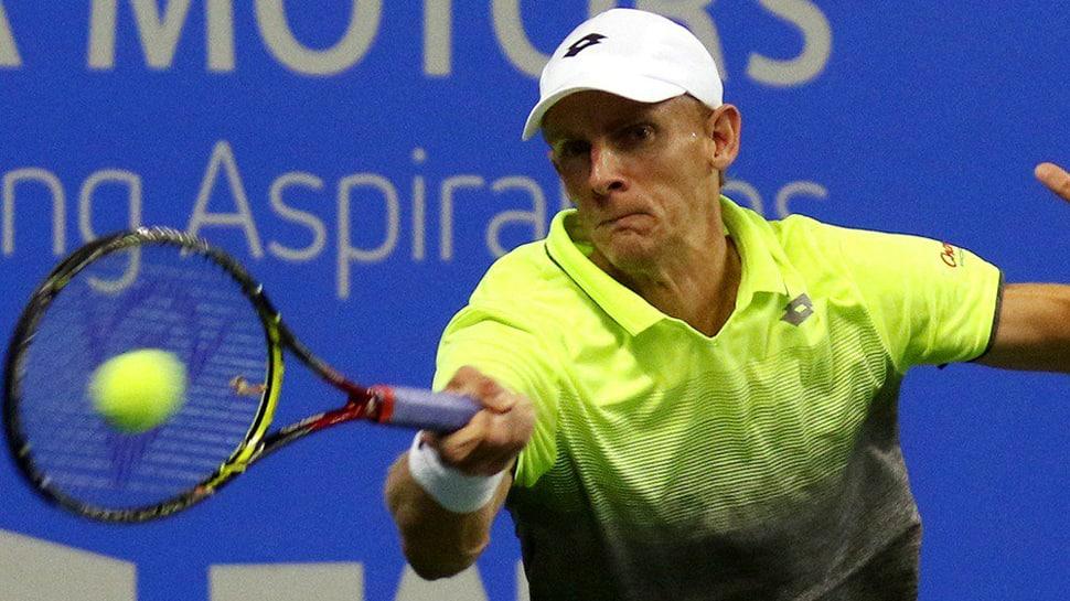 Tata Open Maharashtra: Kevin Anderson to meet Gilles Simon in final