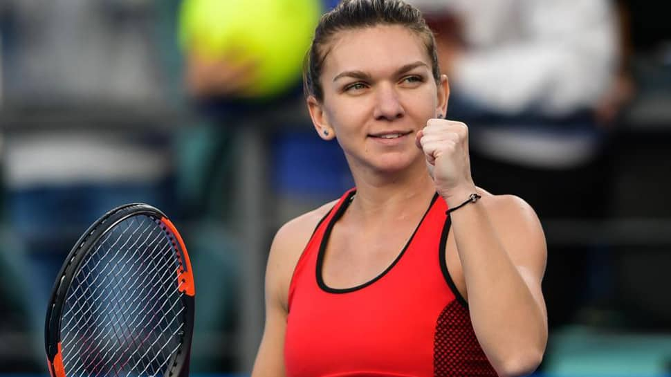Simona Halep fires Australian Open warning with Shenzhen title