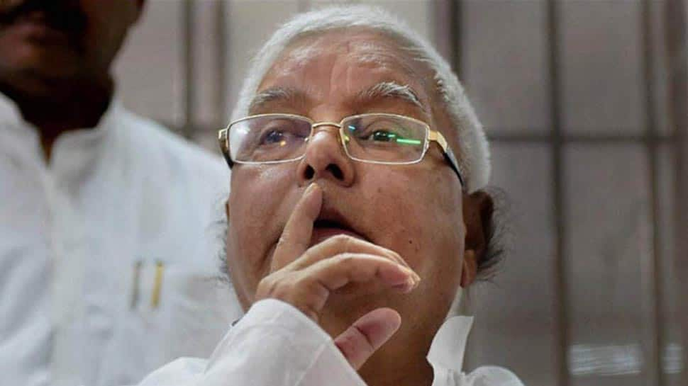 Fodder scam: Lalu pens open letter from jail, takes a swipe at BJP and Nitish Kumar