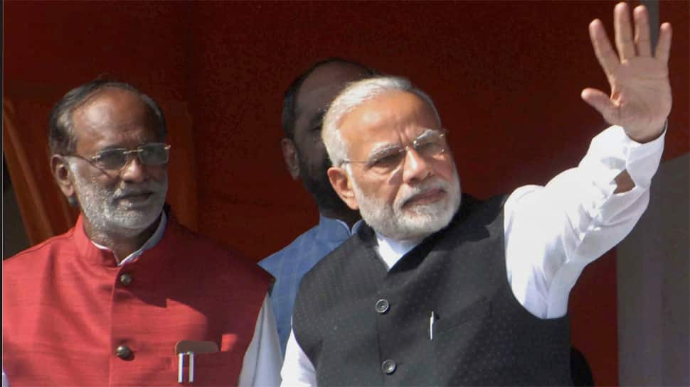 PM Modi to attend top-level police conference in Gwalior today; terrorism, radicalisation of youths on agenda