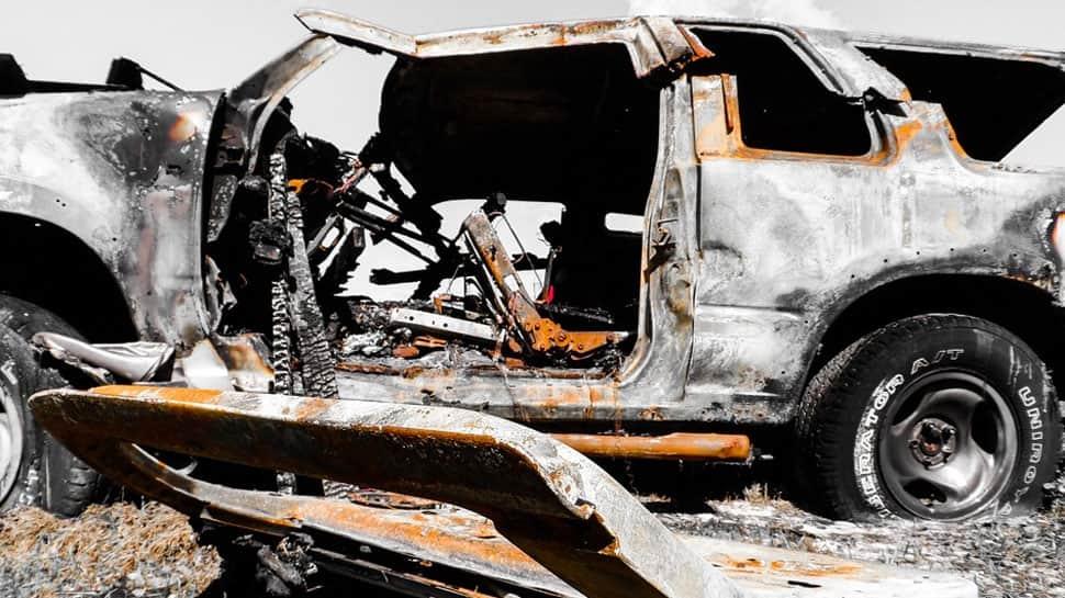 Four power-lifters killed in road accident near Delhi-Haryana border