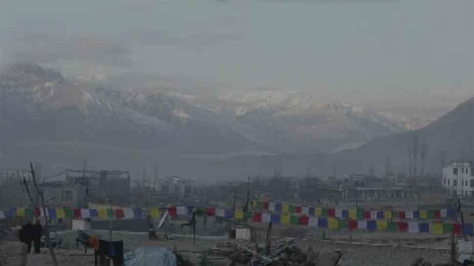 J&K: Srinagar, Jammu record season's lowest temperatures; Leh at minus 16.8 degrees Celsius