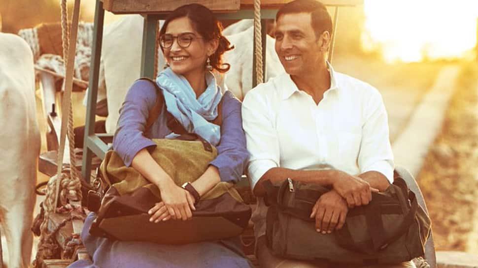 Padman: Sonam Kapoor shares behind the scenes video with Akshay Kumar and Radhika Apte—Watch