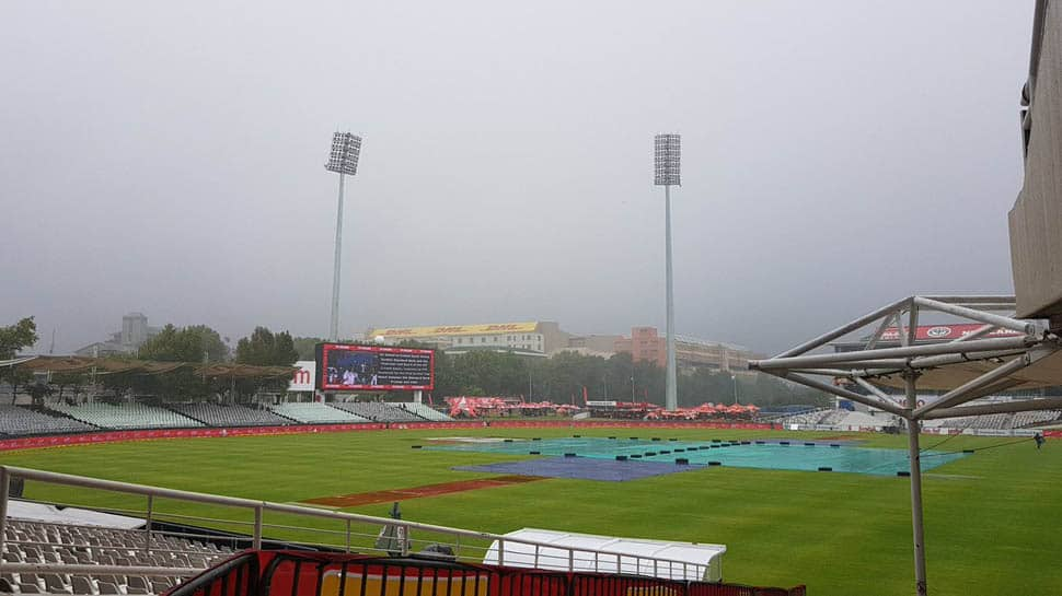 India vs South Africa, 1st Test: Rain washes out Day 3 without a single ball