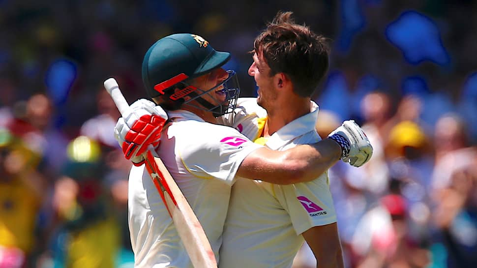 Ashes, 5th Test: Fraternal centuries make for a special day for Shaun Marsh and Mitchell Marsh