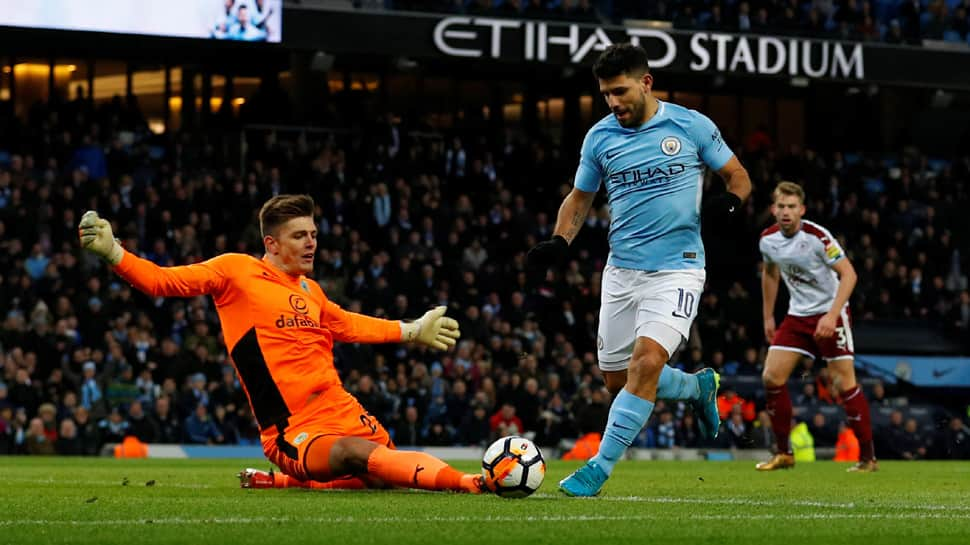 FA Cup: Coventry City beat Stoke City, Sergio Aguero wins it for Manchester City