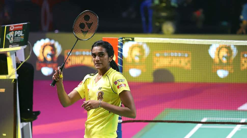 PBL-3: PV Sindhu beats world No.1 Tai Tzu Ying as Chennai Smashers win
