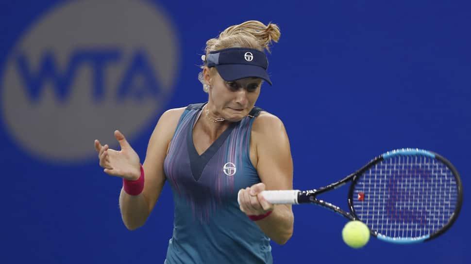 Sydney International: Ekaterina Makarova defeats Jelena Ostapenko in the first round