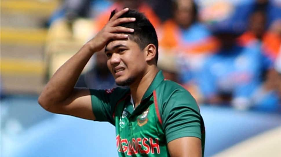 Bangladesh drop Soumya Sarkar, Taskin Ahmed from ODI squad
