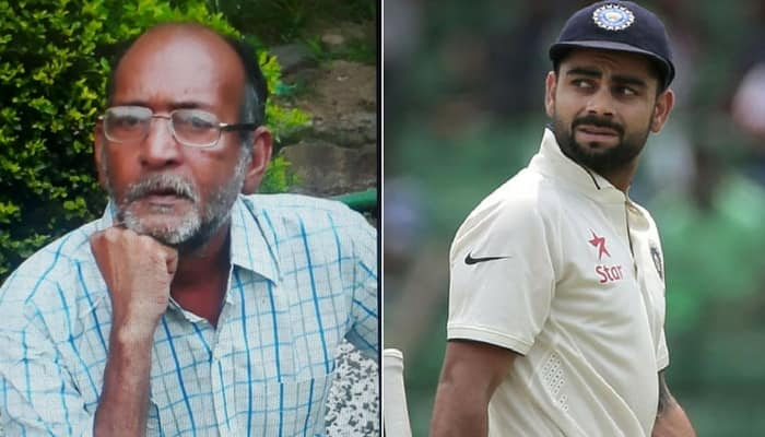 Disturbed by Virat Kohli's dismissal, 65-year-old man sets self on fire