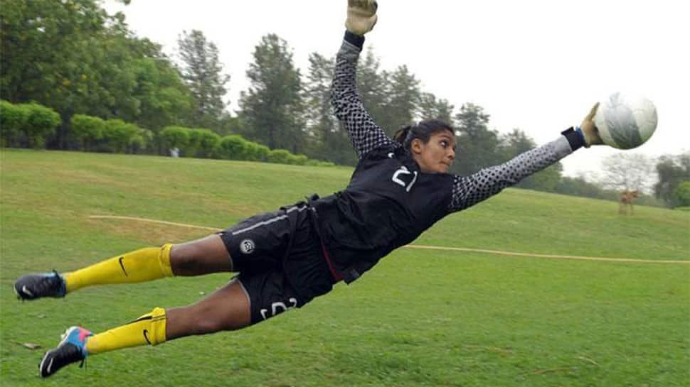 Goalkeeper Aditi Chauhan eyes return to Indian team for Asian Games
