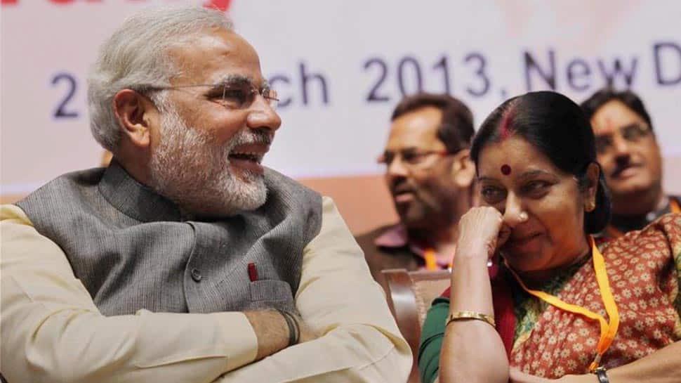 India's increasing 'dominance' in world because PM Modi's personality: Sushma Swaraj