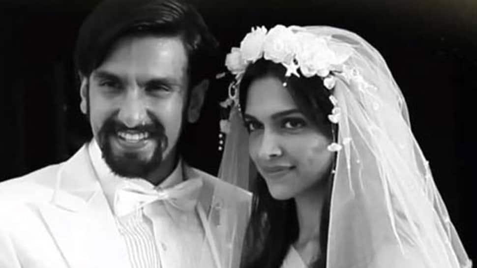 Ranveer Singh and Deepika Padukone look adorable together – See latest pics