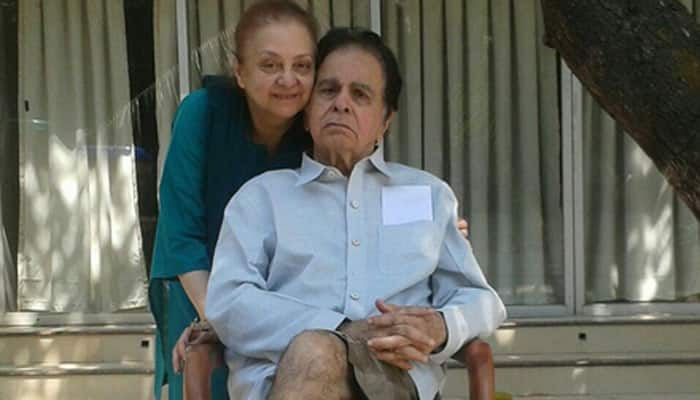 FIR against builder for duping Dilip Kumar after Saira Banu writes to CM Fadnavis