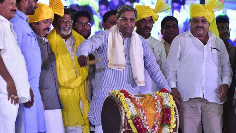 Don't need to learn Hindutva from Yogi Adityanath, a Nathuram Godse supporter: Siddaramaiah