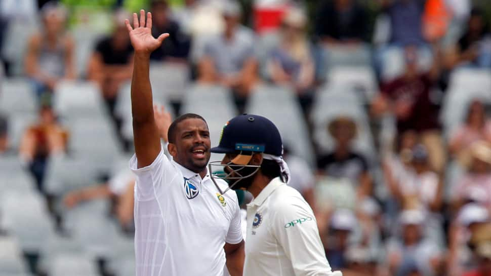 India v South Africa, 1st Test: Batsmen fail to show up as India taste demoralising 72-run defeat