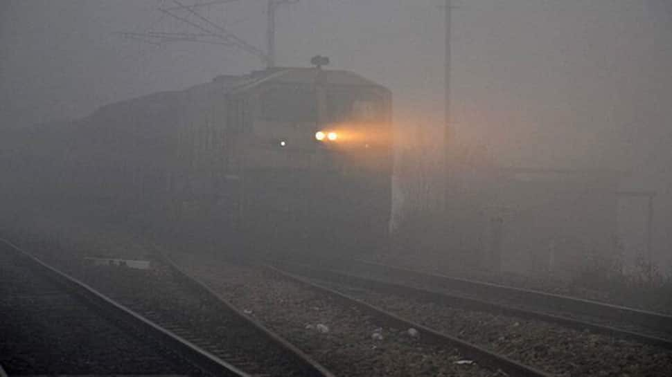 45 Delhi-bound trains arriving late, 22 cancelled due to dense fog