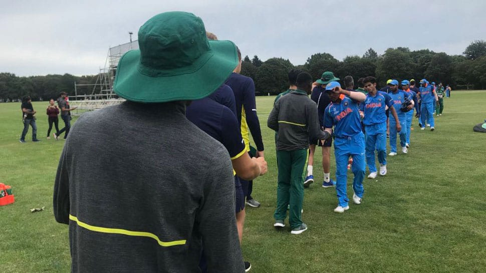 ICC U-19 World Cup: India hammer South Africa by 189 runs in warm-up
