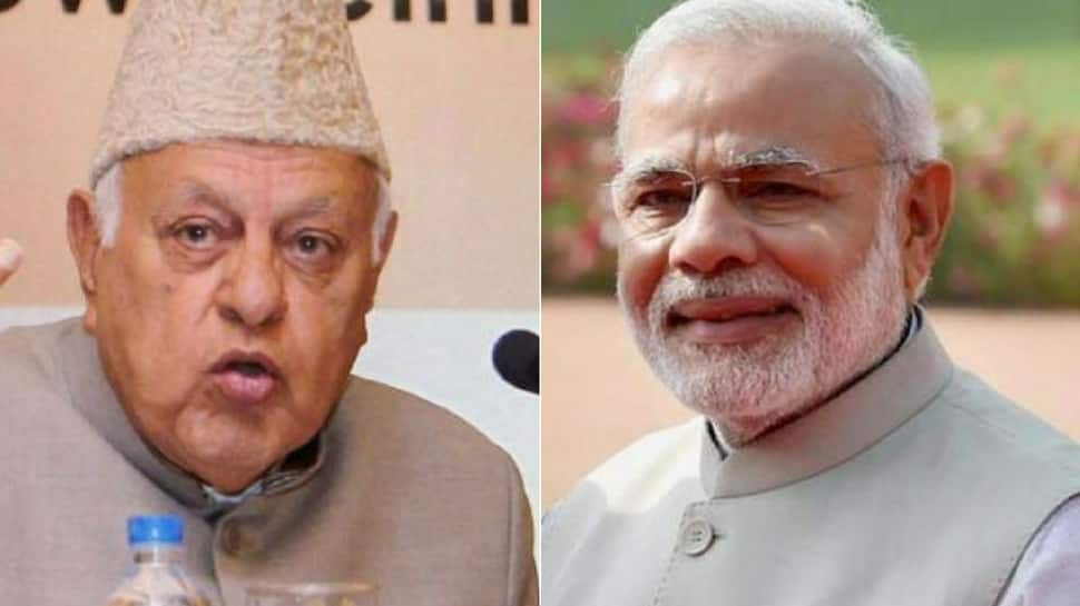 PM Modi has the courage to hold talks with Pakistan: Farooq Abdullah
