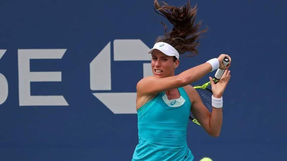 Defending champion Johanna Konta, Venus Williams make first-round exit at Sydney International