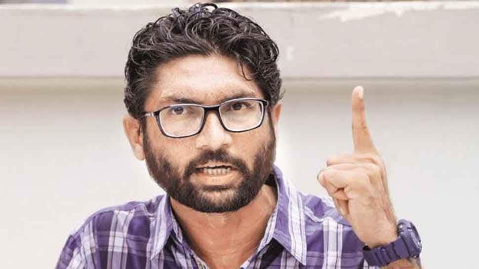 Ghar wapasi, love jihad discussed in Modi govt, real issues ignored: Jignesh Mevani