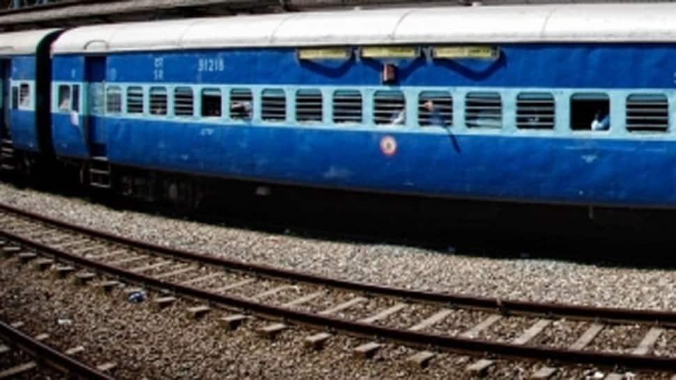Four coaches of Patna-Mokama MEMU passenger train gutted in fire, no injuries