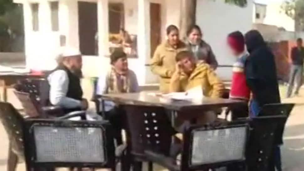 Minor gangraped at gunpoint in UP's Budhana