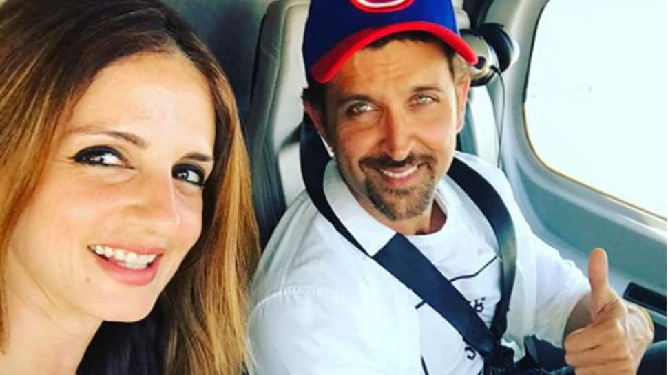 Hrithik Roshan gets the sweetest birthday wish from ex-wife Sussanne Khan