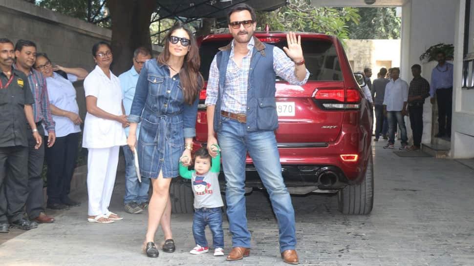 Kareena Kapoor and Saif Ali Khan have a nickname for Taimur Ali Khan