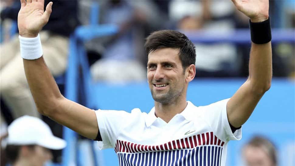 Novak Djokovic 'very happy' with winning start to the year