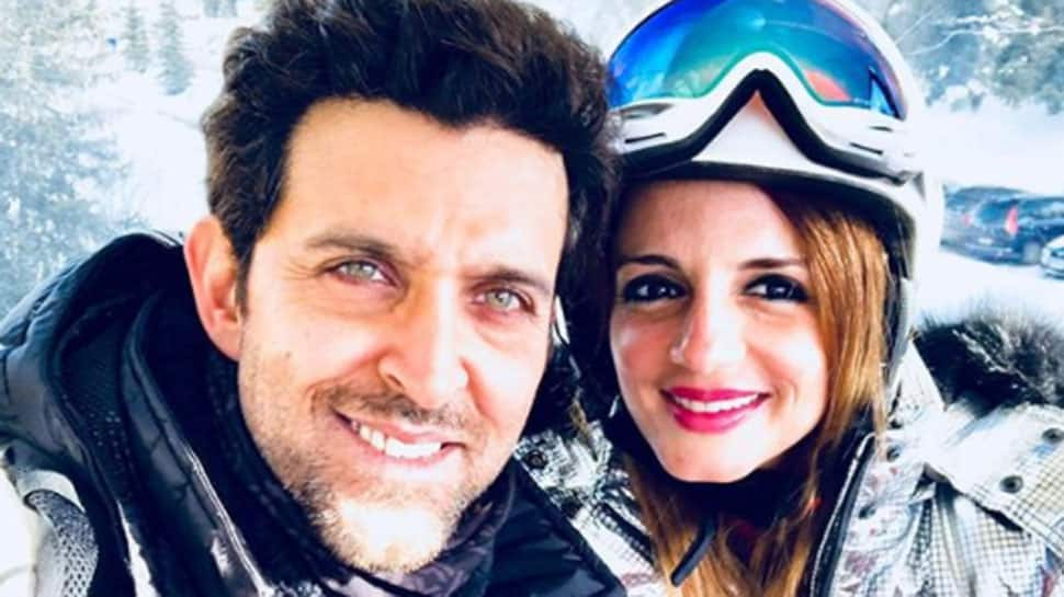 Hrithik Roshan celebrates birthday with former wife Sussanne Khan and B-Town buddies