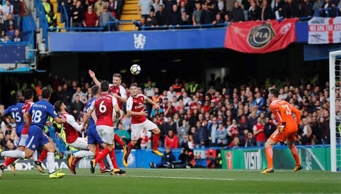 Chelsea spurn chances in League Cup stalemate with Arsenal