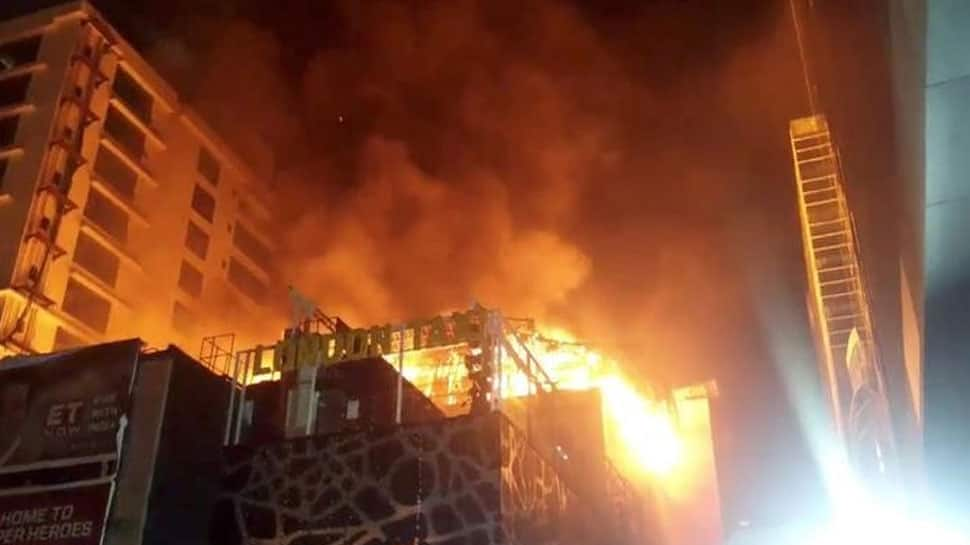 Kamala Mills fire: Owners of 1Above pub sent to police custody till January 17