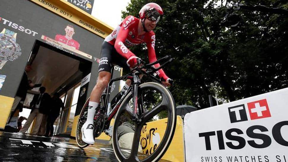 Cycling: Tim Wellens says asthma inhaler use amounts to 'cheating'
