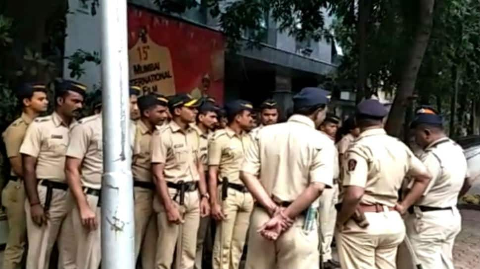 Padmaavat row: Massive security cover for CBFC, Karni Sena protestors detained