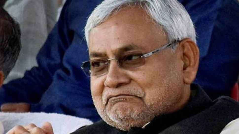 Nitish Kumar's convoy attacked, pelted with stones in Bihar; two injured