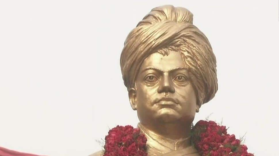 In Kolkata, Swami Vivekananda's ancestral home decked up on 155th birth anniversary