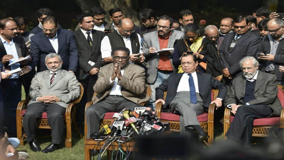 Selective allocation of cases, rules being broken: Why 4 SC judges have revolted against CJI