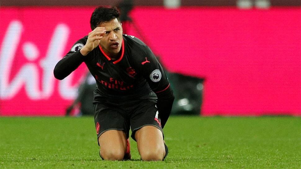 EPL: Alexis Sanchez future uncertain, says Arsene Wenger