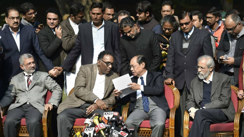 Democracy at stake, country's administration not in order: SC senior judges — Key points