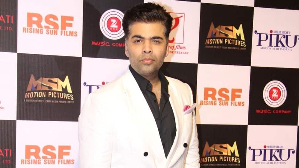 My memoir opened up my soul: Karan Johar