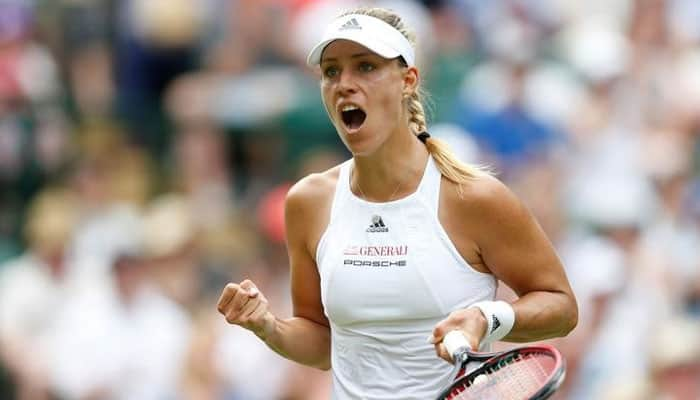 Angelique Kerber beats Ashleigh Barty to win Sydney International