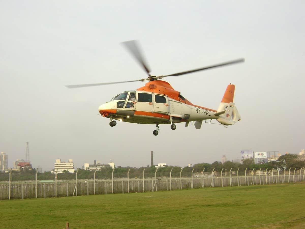 ONGC's Pawanhans chopper crashes off Mumbai coast, four bodies recovered