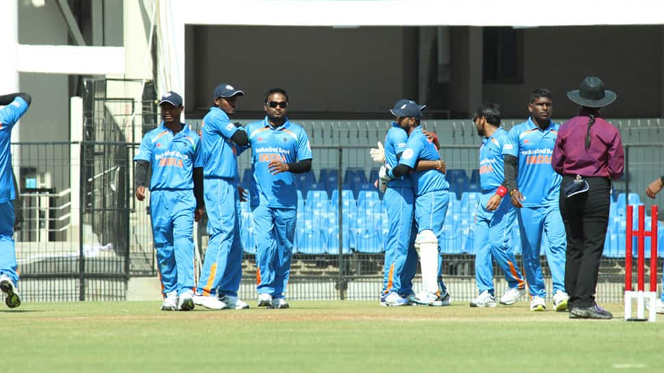 India hammer Bangladesh by 10 wickets in Blind Cricket World Cup